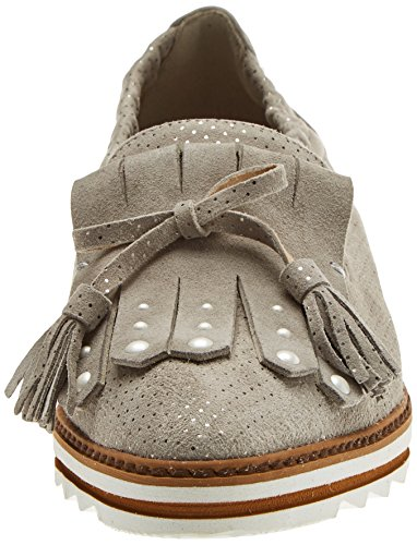 Fluchos Ladies Yaiza Mocassino Grigio (grigio)