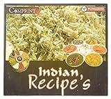 Indian Recipes- CD-ROM