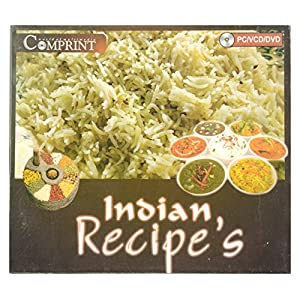 Indian Recipes- CD-ROM