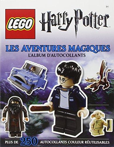 Lego Harry Potter, l'album d'autocollants : Les Aventures magiques