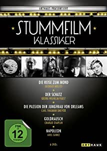 Stummfilmklassiker Edition [6 DVDs]