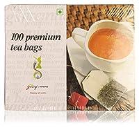 Godrej Vending Tea, 200 Grams (100 Premium Tea Bags)