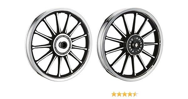 Bikenwear WV001RCA0104 Alloy Wheel for Royal Enfield Classic-350: Amazon.in: Car & Motorbike
