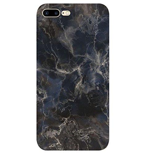 iPhone 7 Puls Custodia Marmo TPU Gel Silicone Protettivo Skin Custodia Protettiva Shell Case Cover Per Apple iPhone 7 Puls (5,5) (2) 1