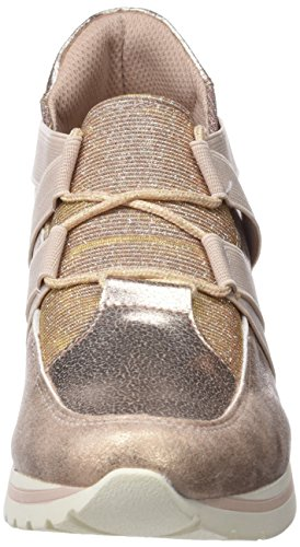 XTI Damen 47755 Slip On Sneaker Pink (Nude)