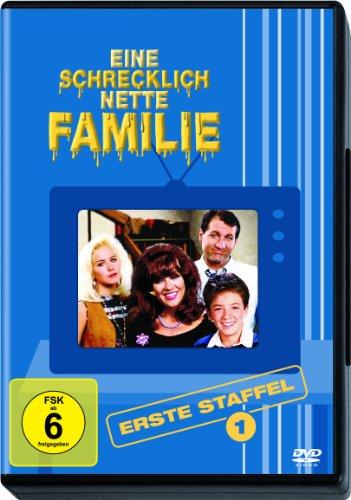 Preisvergleich Produktbild Eine schrecklich nette Familie - Erste Staffel [2 DVDs]
