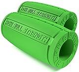 Iron Bull TGrip 2.0 Ergonomische Griffadapter für Hanteln und Fitnessgeräte, 5cm Durchmesser, 1 Paar