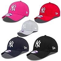 New Era 9forty Strapback Bambini Giovani Cappello MLB New York Yankees  diversi colori - Fucsia   c05593b79b6