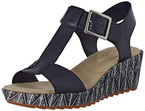 clarks-kamari-kiki-womens-wedge-heel-sandals-7-navy