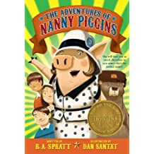 The Adventures of Nanny Piggins (English Edition)