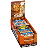 Energy OatSnack, Mix Box - alle Geschmacksrichtgungen, natürliche Riegel - von Hand gemacht, 3 x 70 g und 12 x 65 g, 1er Pack (1 x 990g)