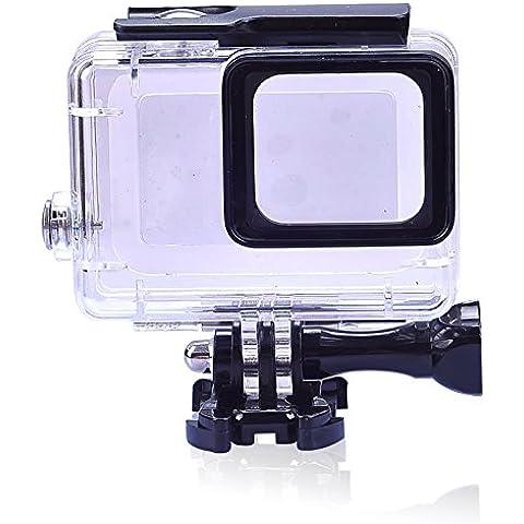 ASIV- Impermeabile Immersioni Custodia Sostituzione Shell per GoPro 5