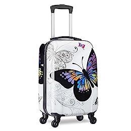 Acheter Valise cabine 55cm bagage a main femme... en ligne