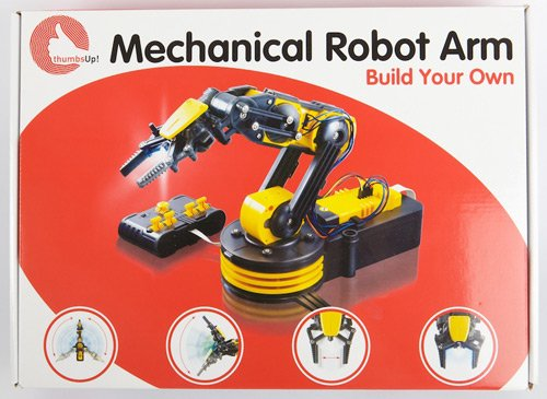 Build Your Own Robot Arm