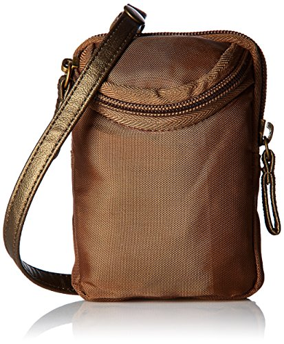baggit Women's Sling Bag (Brown)  available at amazon for Rs.390