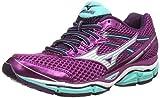 Mizuno Wave Enigma 5 (W), Womens Running Shoes, Purple (Wild Aster/Silver), 6.5 UK (40 EU)
