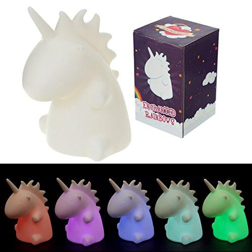 Lampada Cambia Colore LED - Unicorno