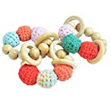 Shumee Rattle Rings - Eco-friendly Toys for Babies