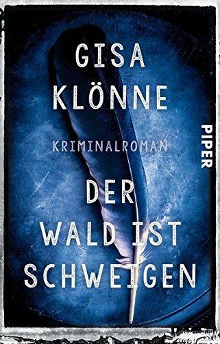 Buchseite und Rezensionen zu 'Der Wald ist Schweigen' von Gisa Klönne