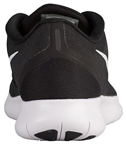 Nike Herren Free Rn Laufschuhe schwarz / weiß
