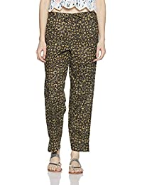 Amazon Brand - Myx Women's Cotton Pants