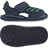 adidas Kinder Sandale FortaSwim I collegiate navy/core green s17/collegiate navy 22