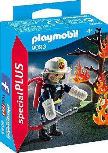 Playmobil 9093 - Feuerwehr-Löscheinsatz