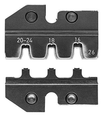 Knipex-serie (KNIPEX 97 49 26 Crimpeinsatz für Stecker der Serie Mini-Fit® von Molex LLC)