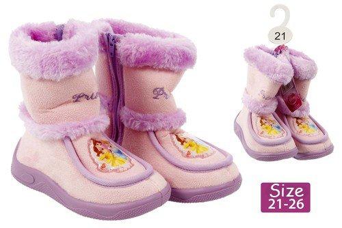 Disney Princess Winterschuhe Boots Stiefel Gr. 25*NEU*OVP* (Princess Stiefel Disney)