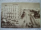 Antigua Postal Publicidad - Old Postcard Advertising : VIGO - Hotel Continental