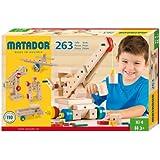 Matador Ki 4 Wooden Construction Kit (263-Piece)