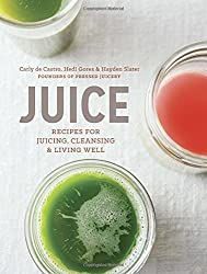 Juice: Recipes for Juicing, Cleansing, and Living Well by Carly de Castro (2014-07-22)