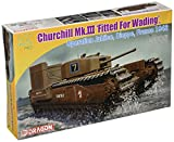 Dragon 500777520 - 1:72 Churchill Panzer Mk.III with Deep Wading Kit