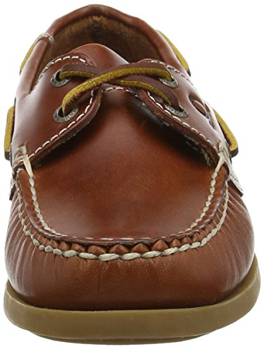 Chatham Marine Deck Lady G2 Chestnut Sailing, Chaussures basses femme Noix