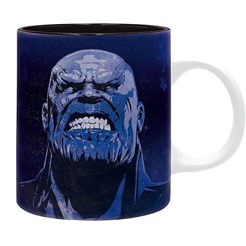 Marvel Avengers - Thanos - Tasse | 320 ml | Offizielles Merchandise | Marvel