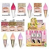M.rui Glitter Metallic Smoky Liquid Eyeliner Lidschatten Sparkle Eyeliner Pen
