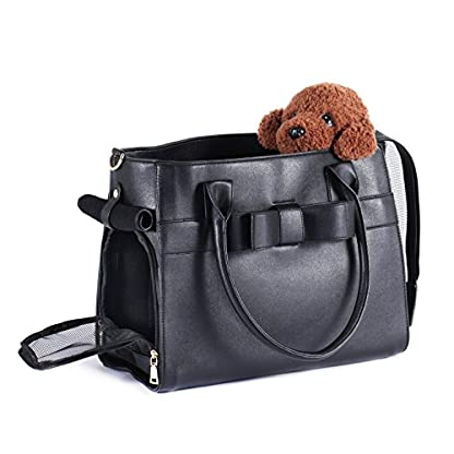 Pet Carrier Dog Chihuahua Purse Tote Bag Gift Puppy Cat Handbag Travel Bag 2