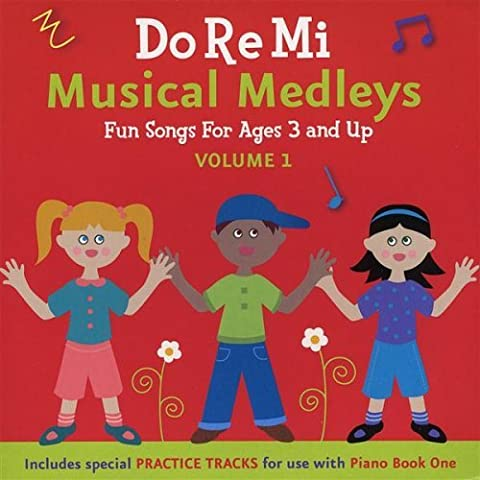 Do Re Mi Musical Medleys 1 by Do Re Mi Music School - Re Medley