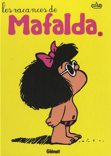 Mafalda, Tome 9 : Les vacances de Mafalda