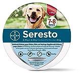 Seresto Flohhalsband für Hunde ab 8 Kg