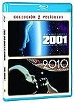 Pack: 2001 + 2010 en Bluray