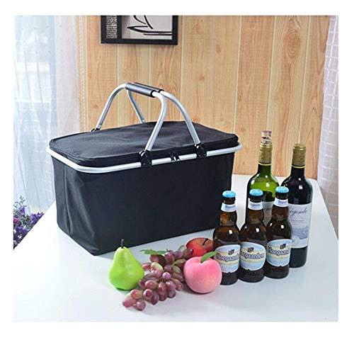Wärmedämmung Beutel Picknick Hitze Bewahrung Tasche Outdoor Falten Wasserdichte Eis Wrap Inkubator , 4 - Hitze, Eis, Wrap