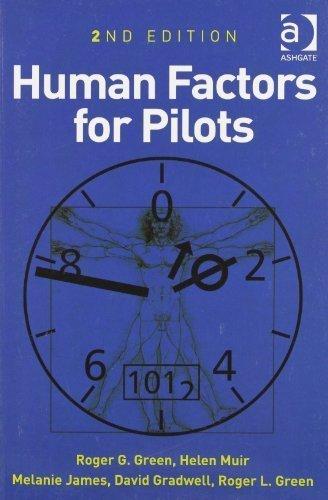 Human Factors for Pilots 2 Sub edition by Green, Roger G., Muir, Helen, James, Melanie, Grandwell, Dav (1996) Taschenbuch