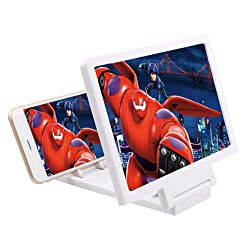 Universal Mobile Phone Analog 3D Video Folding Enlarged Screen Expander Stand for iPhone Samsung And other Smart Phones