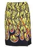 Prada Damen P109o1r8of0d7a Multicolour Baumwolle Rock