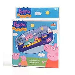 MATERASSINO MARE 120 CM PEPPA PIG LCT08669 colori assortiti