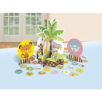 Amscan–Kit di decorazione tavolo 284416Fisher Price