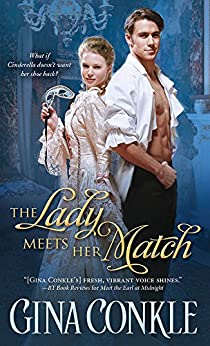 The Lady Meets Her Match (Midnight Meetings Book 2) by [Conkle, Gina]