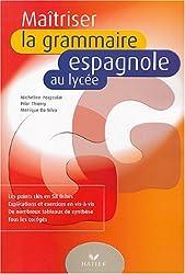 Maîtriser la grammaire espagnole au lycée