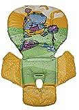 Peg Perego revêtement original pour haute Prima Pappa Hippo Orange